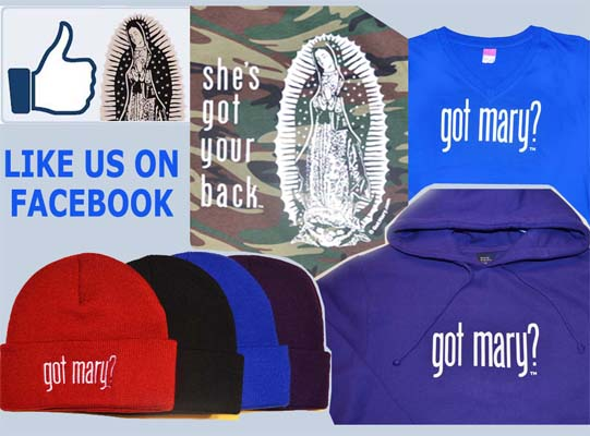 Got Mary T-Shirts