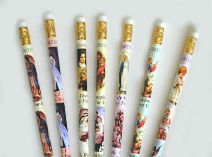 Heavenly Pencils